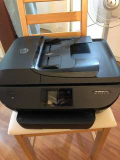 HP printer scanner fax copy 四合一 officejet 5740