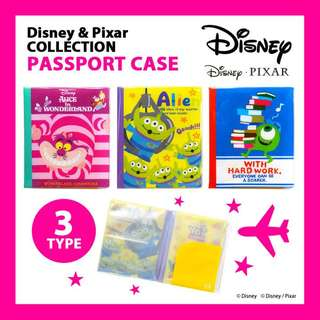 Disney & Pixar Passport 套