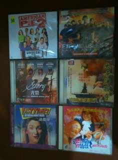 VCD lot sale