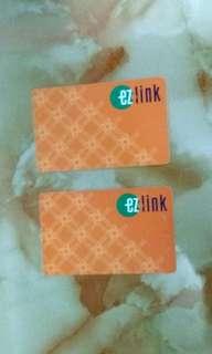 Vintage ezlink card