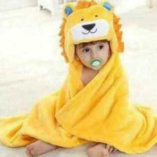 Character Baby Towel