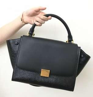 Celine Trapeze Bag Small size handbag 手袋