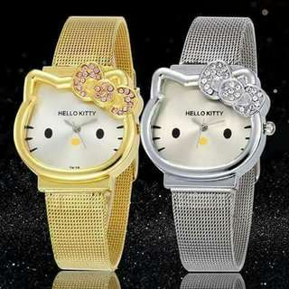 Hellokitty watch