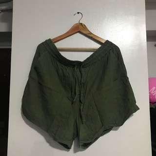 Forever21 Plus Size Shorts (Pre-loved)