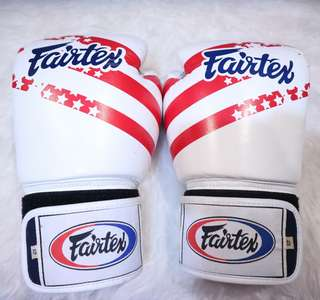 Sarung Tinju Fairtex 100% Original / Sarung Muay Thai Fairtex 100% Original