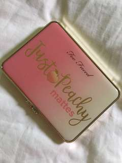 Aunthentic Too Faced Pallete