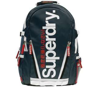 [Brand New] Superdry Tarpaulin Backpack