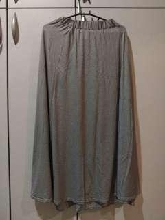 🚚 GU條紋長裙