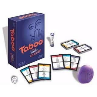 taboo classic