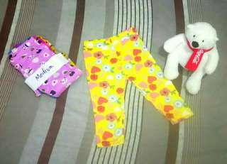 Printed leggings for kids