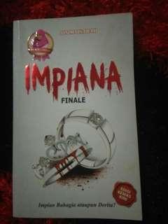 Malay Novel | Impiana