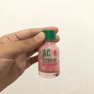 AC Clean Up Pink Powder Spot Etude House Murah