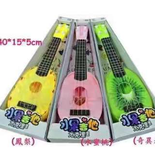 fruits ukulele