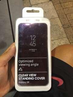 全新Samsung s9 原裝case 紫色 not plus 因買錯而放全新未用過