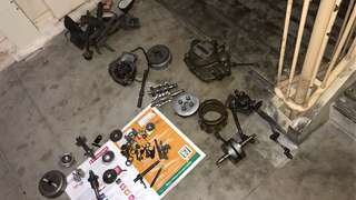 Krr parts