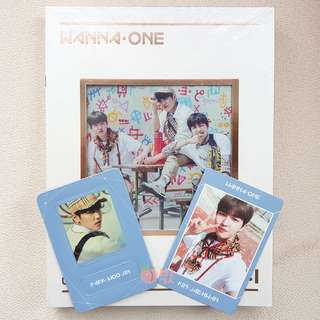 [Ready Stock WTT/WTS] Wanna One UNDIVIDED Album (Triple Position Ver)