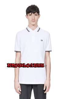 100%Real & New Fred Perry Polo M3600/F28 slim fit