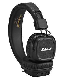 Marshall Major II Wireless Headphones