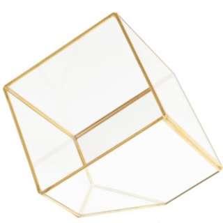 RENTAL - GOLDWARE SQUARE TABLE DECOR