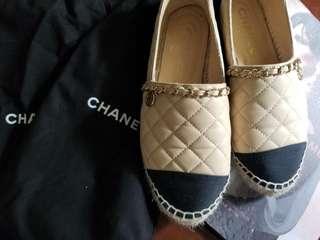 Chanel Espedrille