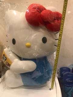 """Hello Kitty 公仔 16""""高 sanrio"""