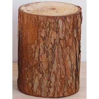 RENTAL - WOODEN LOGS TABLE DECOR (x10)