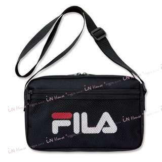 18 日本 FILA 雜誌 附錄 贈品 潮流 男女 隨身包 側背包 單肩包 斜背包 (特價)