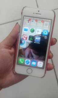 Iphone 5s 16gb with dus