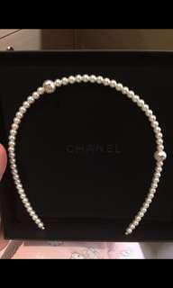 Chanel 珍珠頭cool