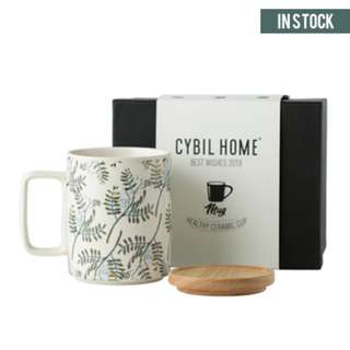 [Instock] Nordic Plant Cup Gift Set [Design A]