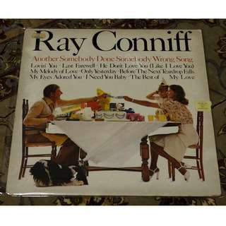 Ray Conniff - Another Somebody Done Somebody Wrong Song LP vinyl record