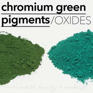 Chromium Green Pigments Oxides Cosmetic Grade Soap Slime Colourants DIY Powder Makeup Supplies