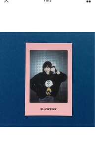 WTB Lisa Lightstick photocard pink.ver