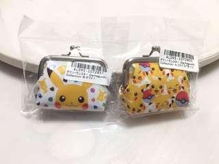 全新日本景品 寵物小精靈 pokemon 比卡超 散子包