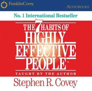7 Habits of Highly Effective People(Audiobook)
