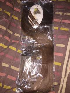 Sale Hair Clip ( Smoting Light 60cm ) 100% BARU & GOOD QUALITY