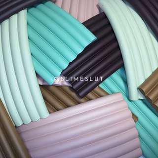 🚚 foam chunk stripe
