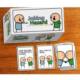 joking hazard (makapal)