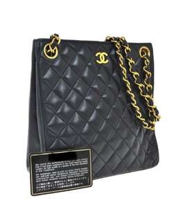 Chanel 黑色大tote Bag (超實用)