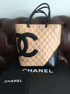 ⚡️Sale Chanel Cambon Handbag