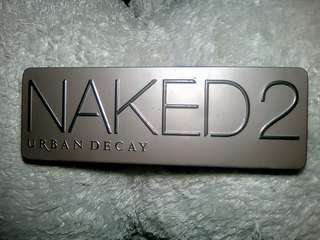 Authentic Naked 2 Pallette