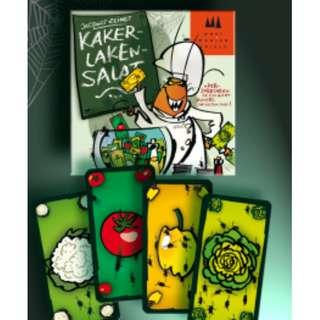 kaker laken salat (green)