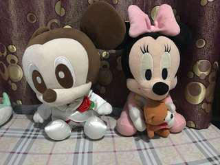Mickey and minnie bundle