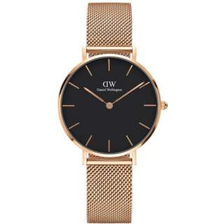NEW Daniel Wellington DW00100161 Melrose Petite Ladies Watch