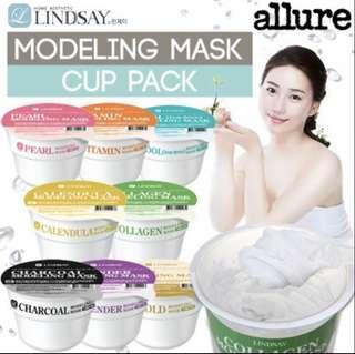 Lindsay Modelling Mask