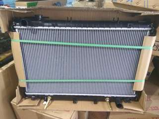 Toyota Land Cruiser series 80 radiator