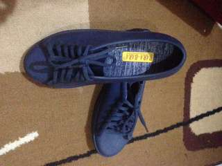 Jelly shoes bara bara navy size 37