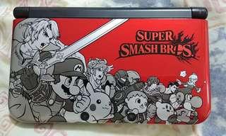 Nintendo 3DS XL Super Smash Bros Edition (RED)