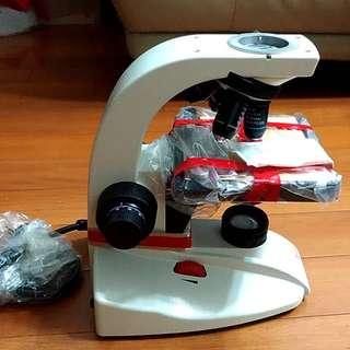 🚚 萊卡 生物顯微鏡