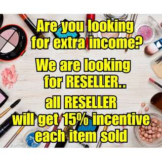 LOOKING FOR RE-SELLER WITH 15% INCENTIVE